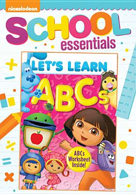 LET'S LEARN:ABCS BY LET'S LEARN (DVD)